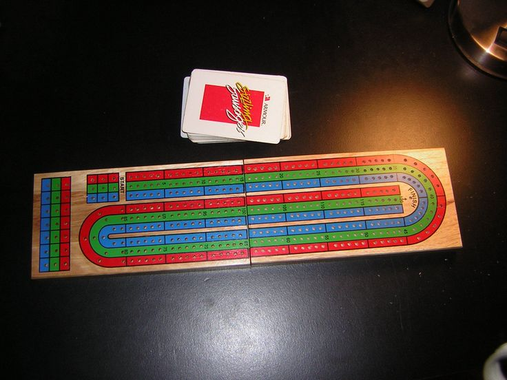 BASICS OF PLAYING CRIBBAGEIn this Instructable I will tell you the basics of how to play cribbage. To start off you will need a deck of cards and a cribbage board which both of them can be found at your local walmart for less than 15 dollars. Object of GameThe object of the game is to score 121 points which are pegged on the board by points in your hands. Each hand determines how many points you will have which we will get into later in this Instructable. Description of Cribba...