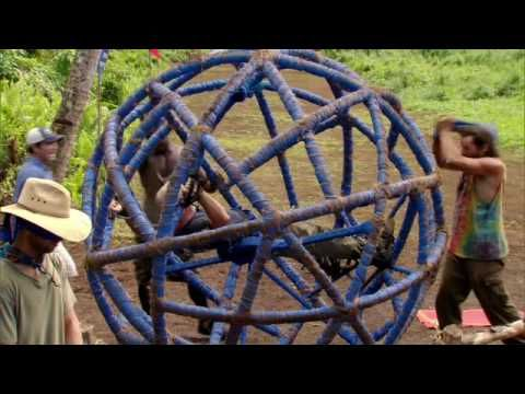 Survivor: Heroes vs Villains - Immunity Challenge - YouTube