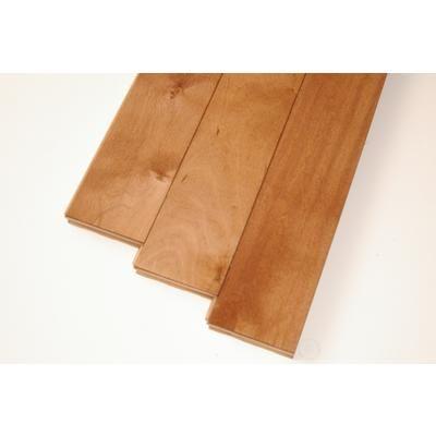 Goodfellow Inc. - Birch Hardwood Flooring  Cherry Finish - 708610050 - Home Depot Canada