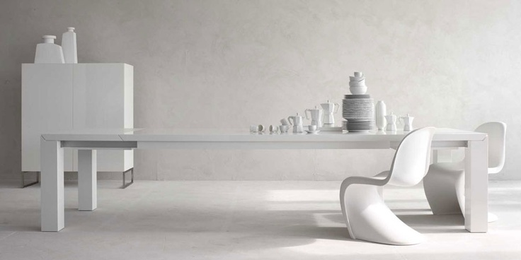 Ambrogio table by Olivieri Mobili - #olivieristyle