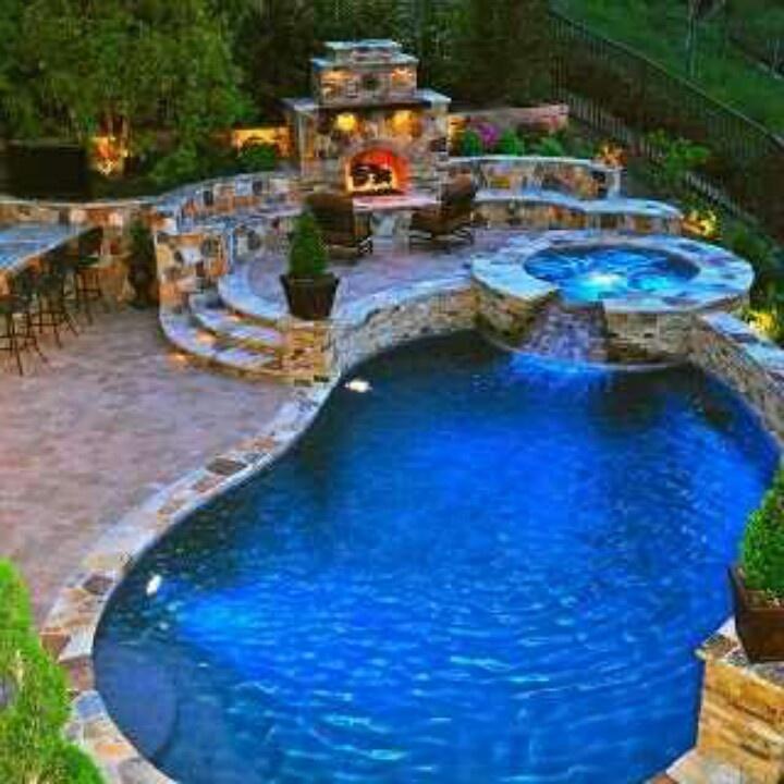 Nice backyard | Nice Backyards | Pinterest