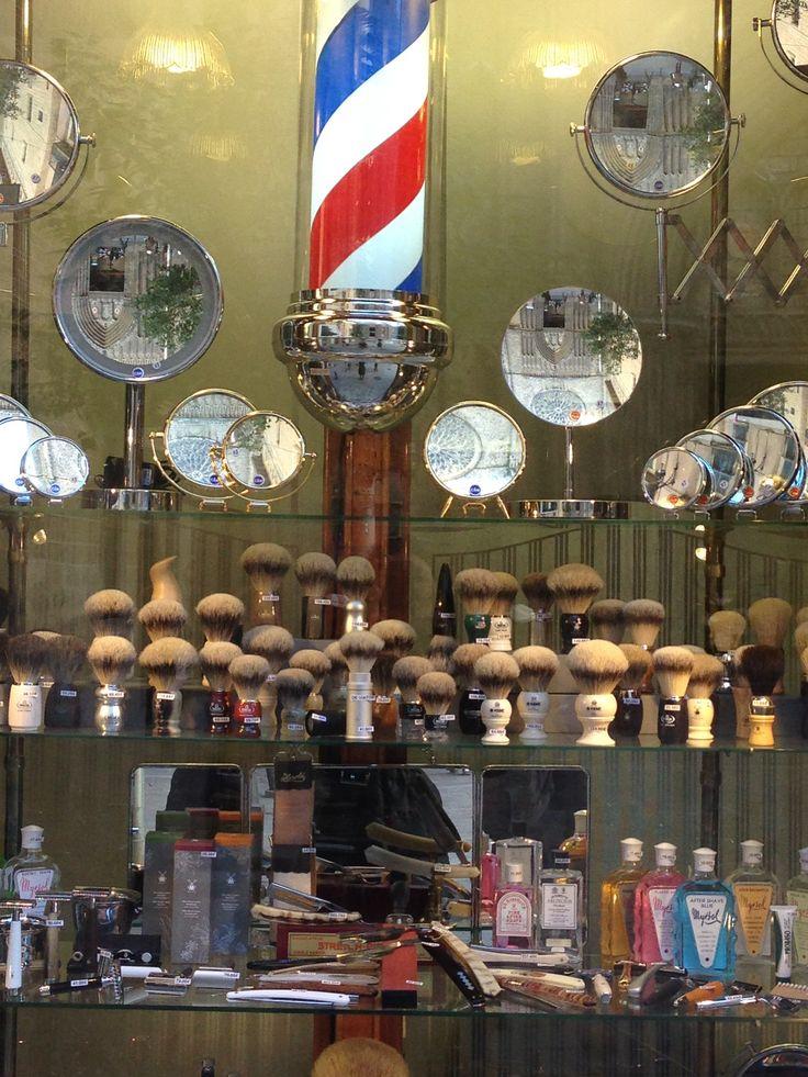 Barber Shop. Barcelona