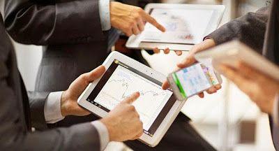 Marketing: Ventas vía sitio web o móvil sensible