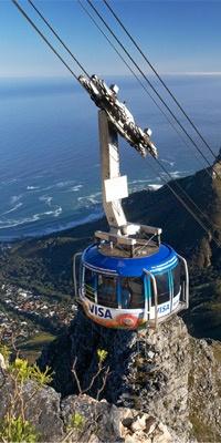 www.sunsafaris.com #tablemountain #capetown #cablecar