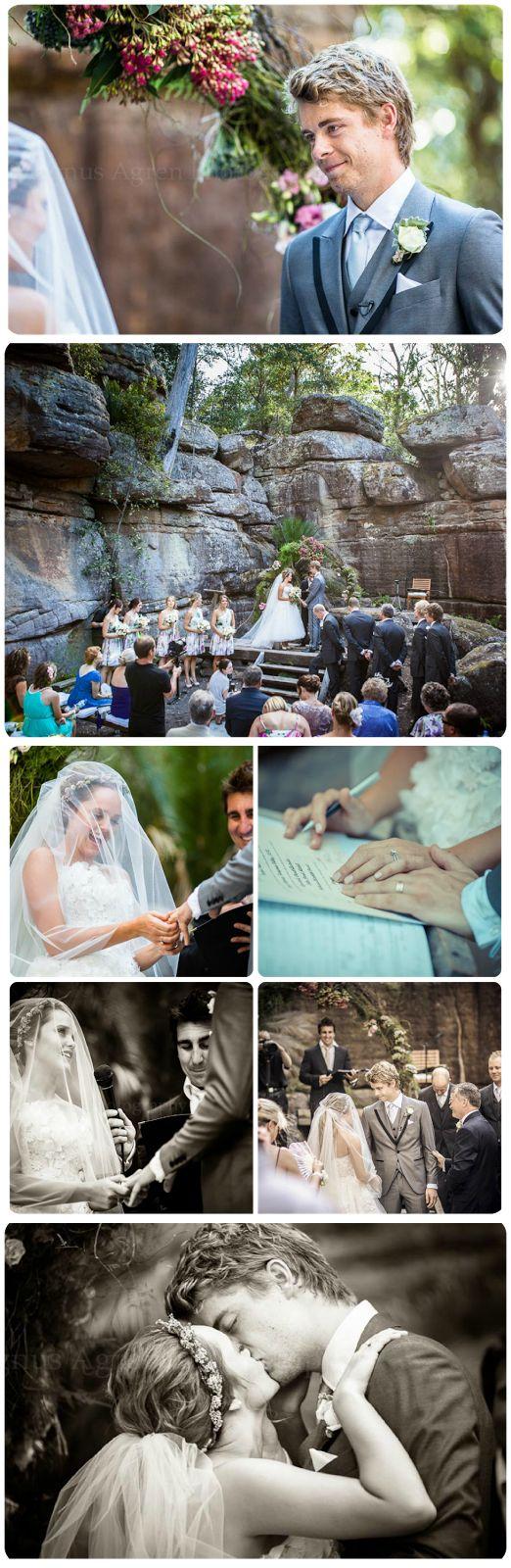 Rustique Weddings: {Celebrity Wedding} Rebecca Breeds + Luke Mitchell...