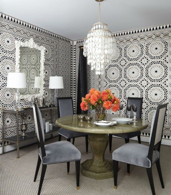 Favorable Home Interior Trends 2014 Of Modern Design Fascinating Dining Room
