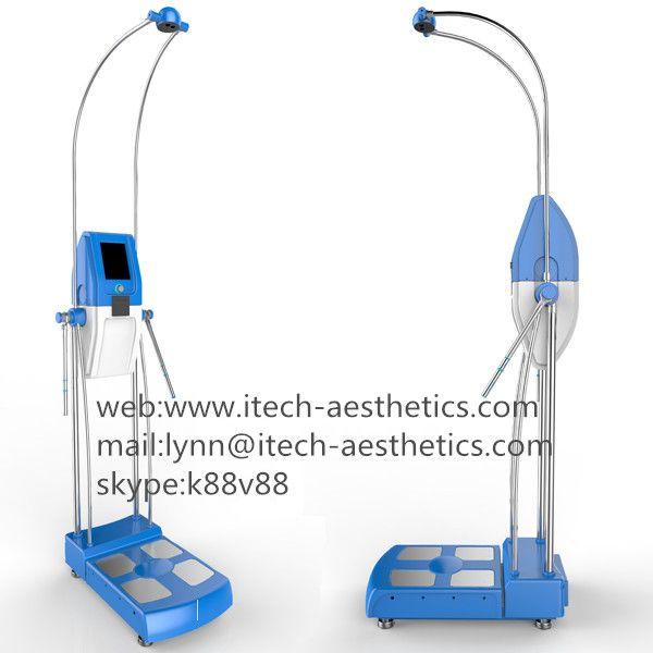 human body analyser body fat analyser slimming machine beauty equipment