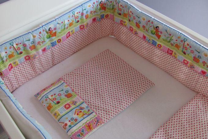 Bugs 5-Piece Bedding Set by Babymama Bedding
