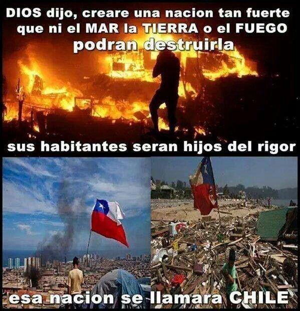 Chile.chile lindo !!