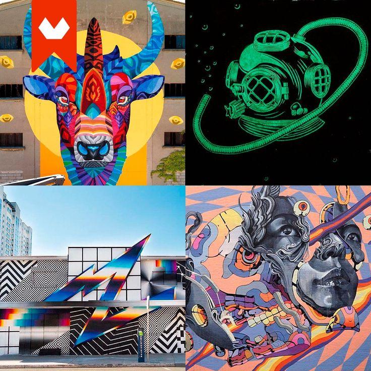 En lo más fffres.co: 10 artistas urbanos que debes seguir en Instagram: Instagram nos abre las puertas de un mundo lleno de arte urbano,…
