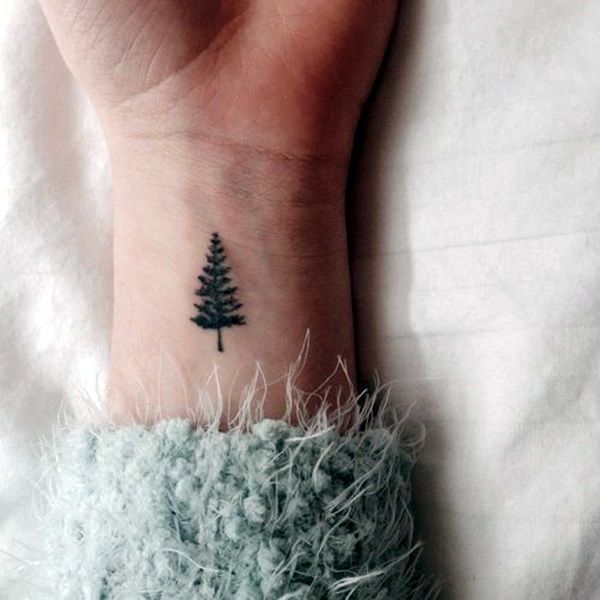 2017 trend Tiny Tattoo Idea - Oh - So Cute Tiny Tattoo Designs (13)...