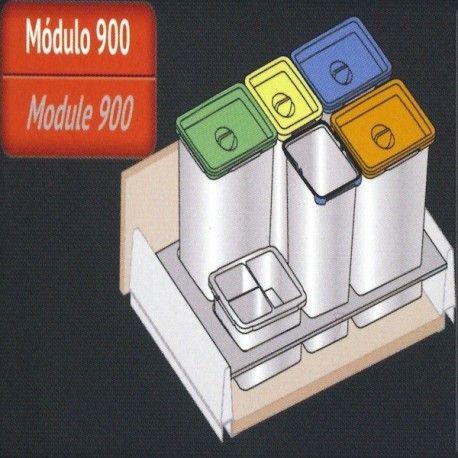 M s de 25 ideas incre bles sobre cubos reciclaje en pinterest - Cubos para reciclar ...