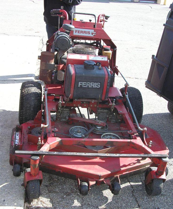 """2006 Ferris 52"""" Walk Behind Commercial Mower"""