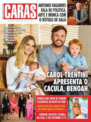 Caras Brasil - Edição 1182 - (1 Julho 2016) | Revistas e Jornais