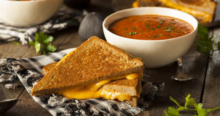 Enjoy The Best Gourmet Grilled Cheese From The Grilled Cheese Truck