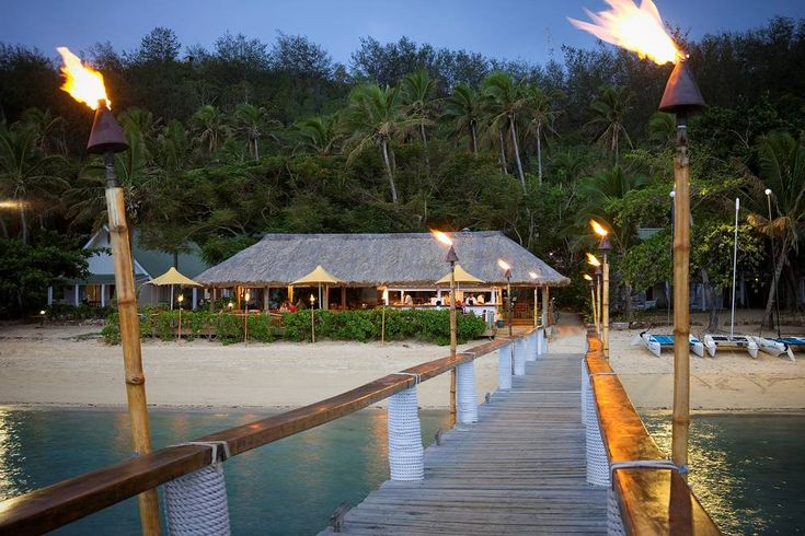 Malolo Island Resort, Fiji - I LOVE THIS PLACE!!!!!! Go there, they are fantastic!