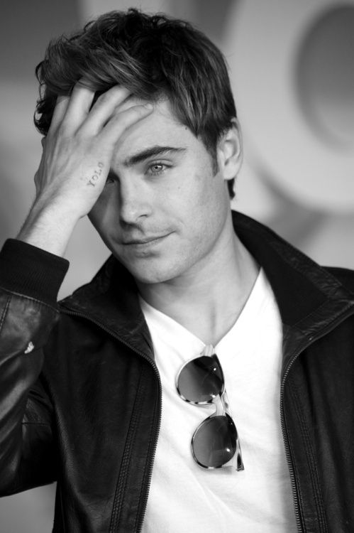 Zac Efron. What happend to High School Musical days