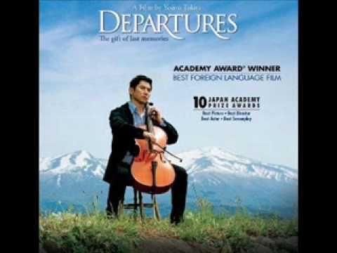Departures (Soundtrack) ~ beautiful cello music