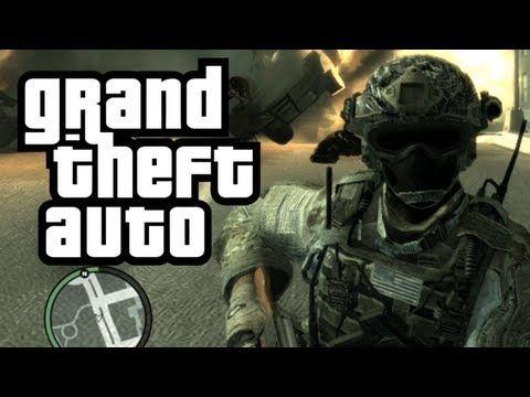 GTA 4: Call of Duty in GTA! - (Soldier + Terrorist Mod Funny Moments) - http://positivelifemagazine.com/gta-4-call-of-duty-in-gta-soldier-terrorist-mod-funny-moments/