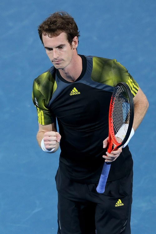 Andy Murray..World's # 2 in Tennis [03.31.2013 EST]