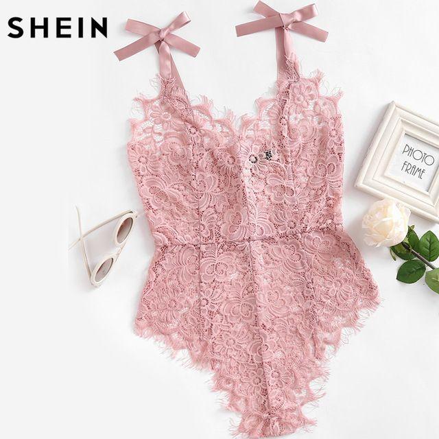Pink sexy lace body. A great gift to myself, and my beloved to the day of all lovers ❤ | Розовое сексуальное кружевное боди. Отличный подарок и себе, и любимому ко дню всех влюбленных ❤