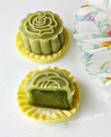 Anncoo Journal: Green Tea Snowskin Mooncake