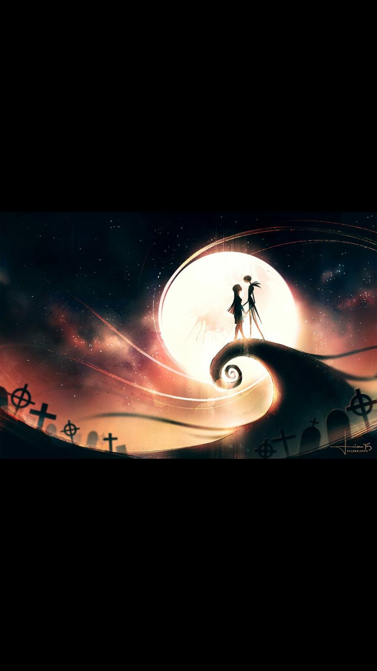 The 25+ best Nightmare before christmas wallpaper ideas on Pinterest | The nightmare before ...
