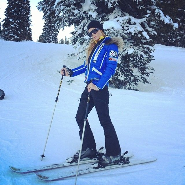 Katie Holmes Goes Skiing with Suri Cruise After ...