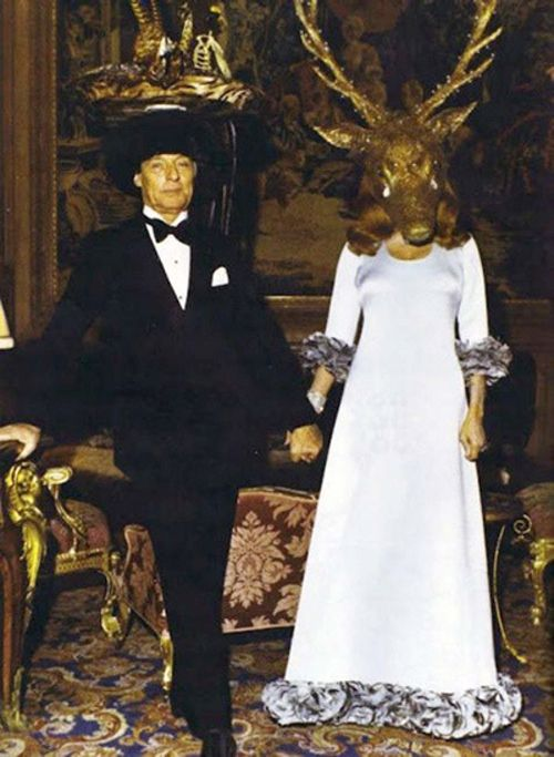 The 1972 Rothschilds Illuminati Party » Cryptoworld