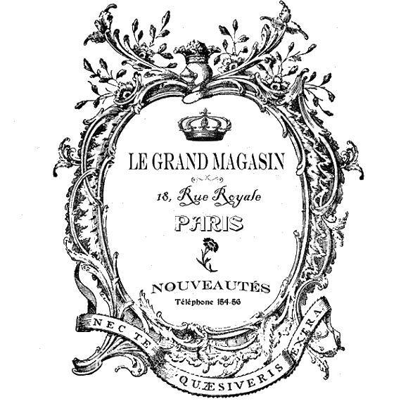 La Grand Magasin, 18 Rue Royale, Paris