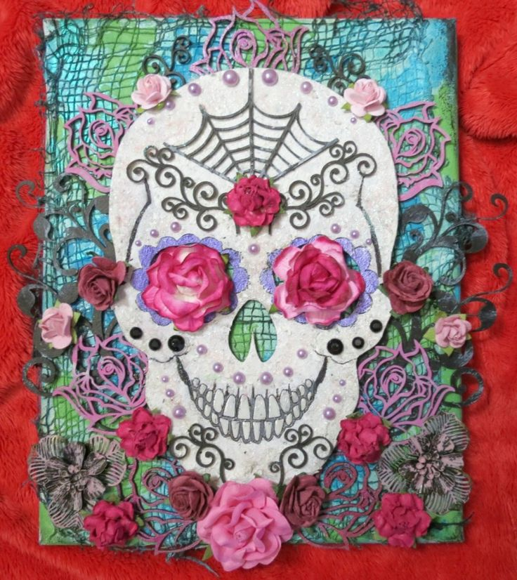 49 best images about day of dead craft supplies on for Day of the dead craft supplies