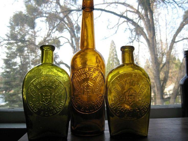 Amber Vs Blue Glass Bottles