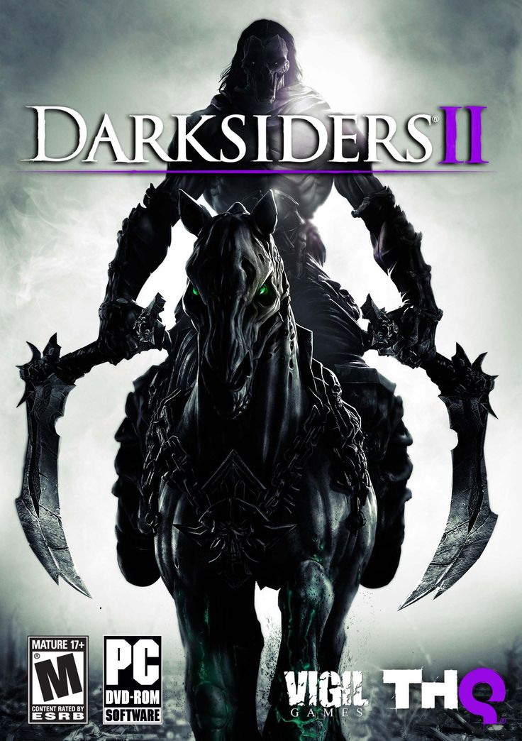 Darksiders II follows the exploits of Death, one of the four horsemen of the Apocalypse, in an action-packed tale that runs parallel to the events in the original Darksiders game. This epic journey pr