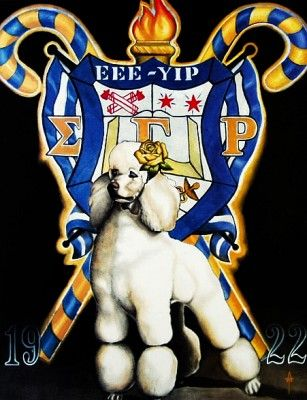"""""""Sigma Gamma Rho 1922"""" by Tracy Andrews. This one is for all the lovely ladies in Sigma Gamma Rho, Inc."""