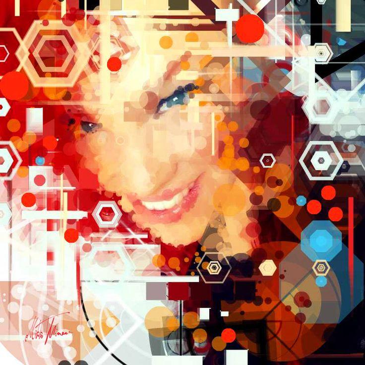 Fiery fairy by Mishelangello.deviantart.com on @deviantART