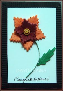 DAYDREAMS: quilling comb