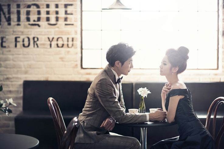 Korea Pre-Wedding Photography in Studio & Dosan Park, Seoul by May Studio on OneThreeOneFour 8