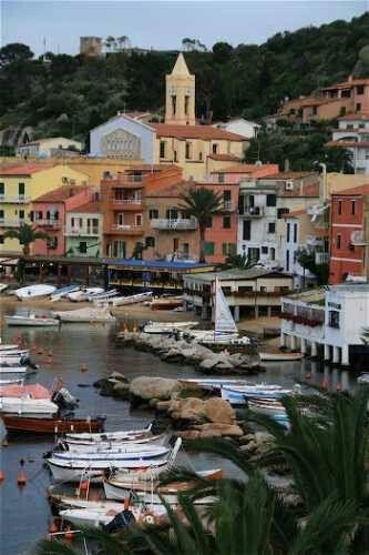 Porto del Giglio, Isola del Giglio, Tuscany