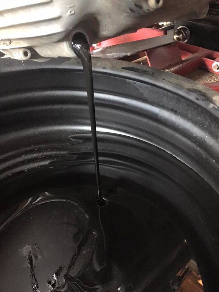Don't let your oil get this bad!