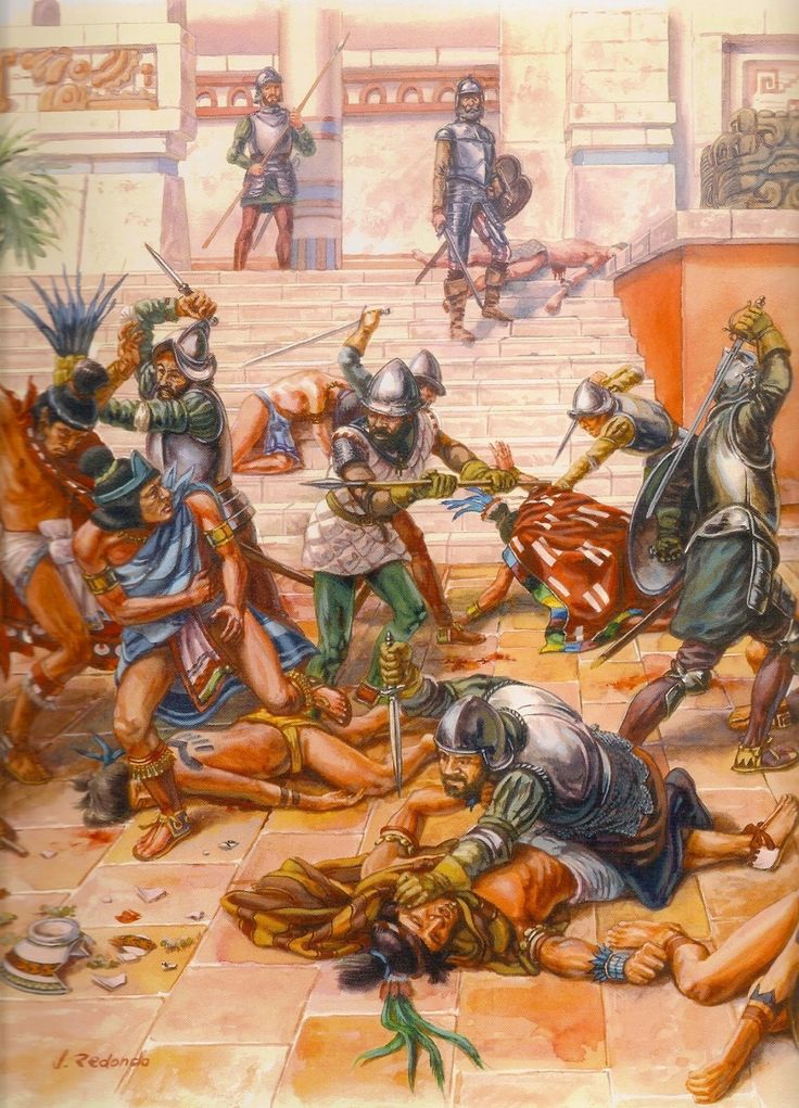 the conquest of the inca and aztec empire 2 discuss the european conquests of the aztec and incan empires use 2 specific factorsthe conquest of the aztec and incan empires were relatively easy battles a.