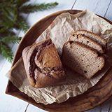 Julen är smygstartad! 🎅🏼❤️🍌Mjuk pepparkaka utan spannmål och mjölkprodukter, naturligt sötad med banan. 👆🏼Länk till recept i min profil. . #paleo #glutenfritt #glutenfree #mjölkfritt #mejerifritt #healthy #healthyfood #eatclean #nyttigfika