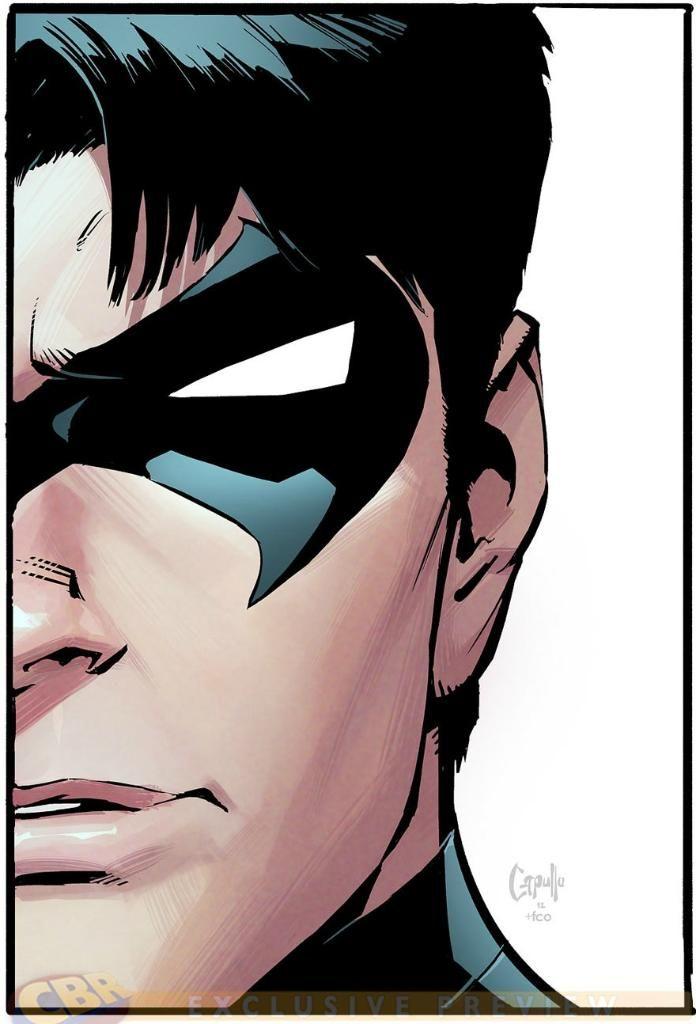 Nightwing by Greg Capullo