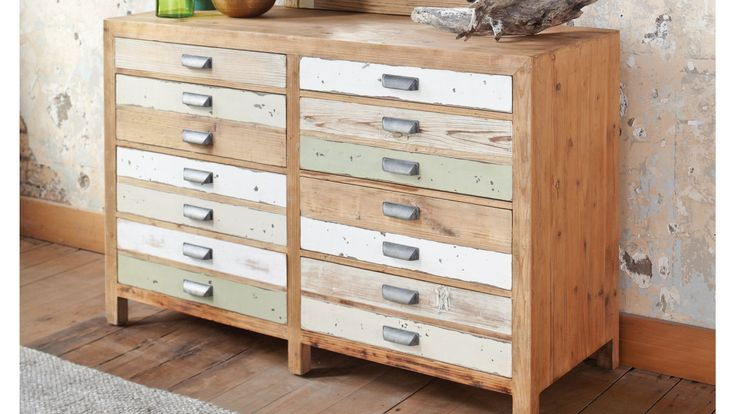 Trend 8 Drawer Lowboy by Vivin