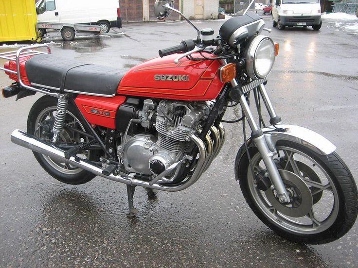 Moto Suzuki Gs 750 – Idée d\'image de moto