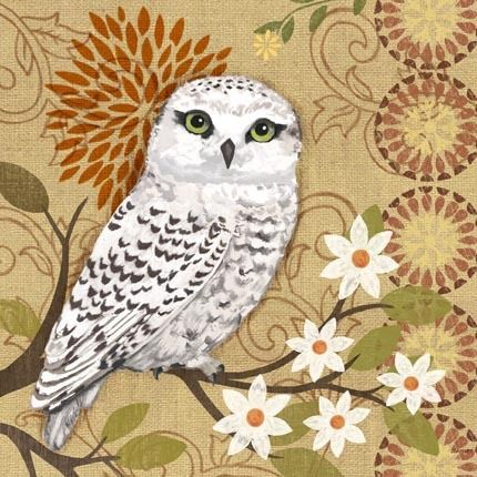 'Snowy Owl' by Jennifer Brinley