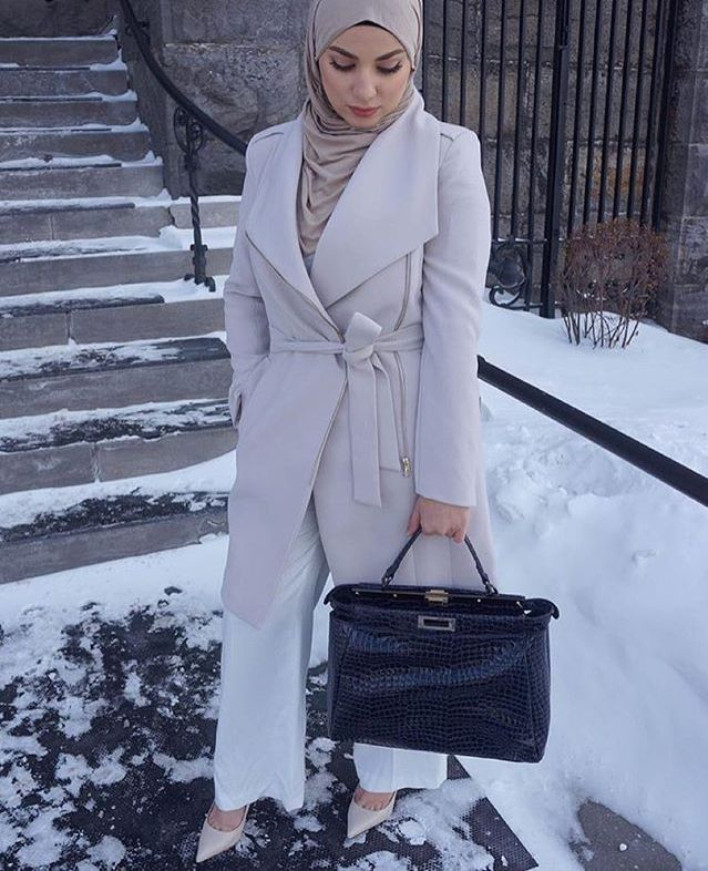 346 Best Hijab Autumn Winter Images On Pinterest Modest