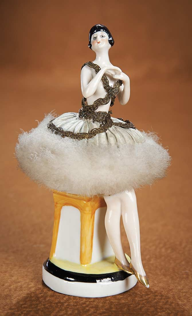 17 Best Images About Pincushions And Half Dolls On