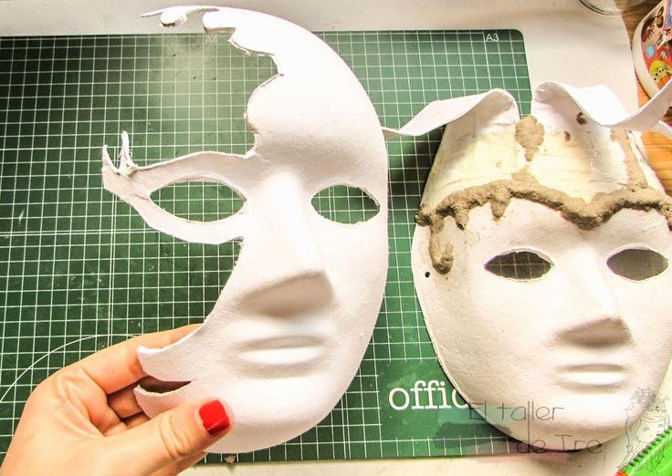 Besonderer Karneval: Venezianische Masken – cute