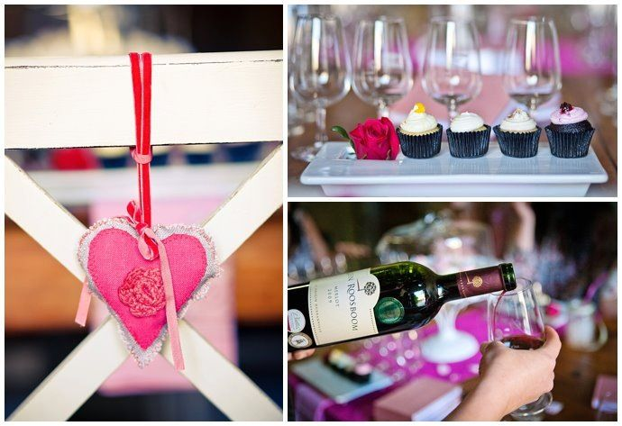 Klein Roosboom wine and Lemon grass and buttercream cupcake pairing. Durbanville, SA