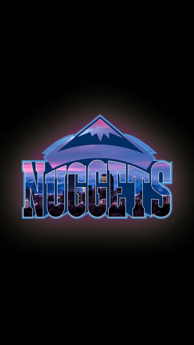 Denver Nuggets | iPhone Wallpaper